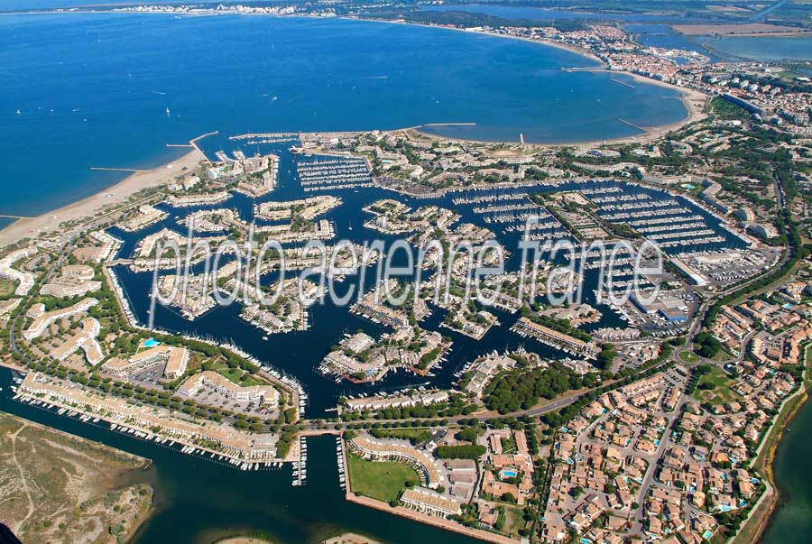 Photo a rienne port camargue 21 gard paf - Location appartement port camargue particulier ...