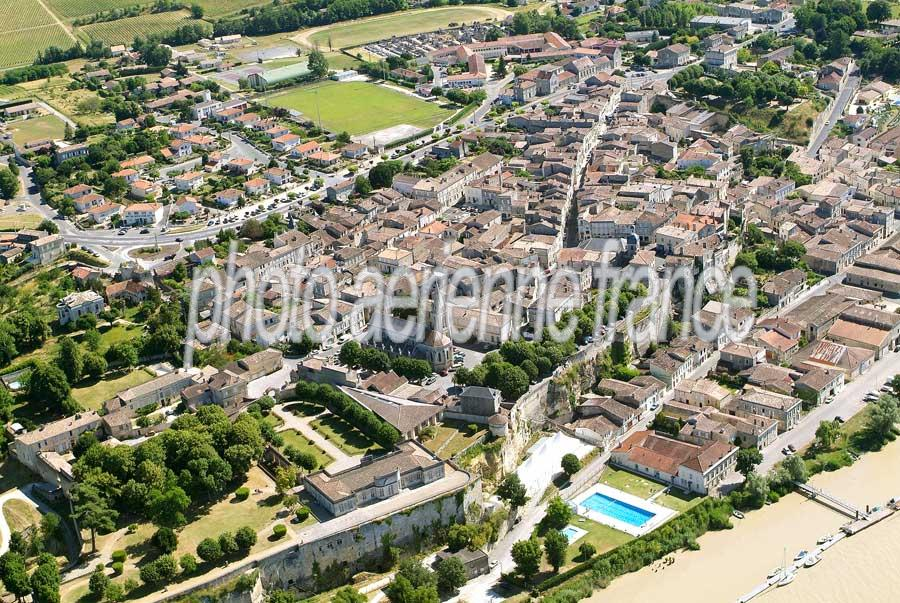 Photo a rienne bourg sur gironde 3 gironde paf - Piscine bourg sur gironde ...