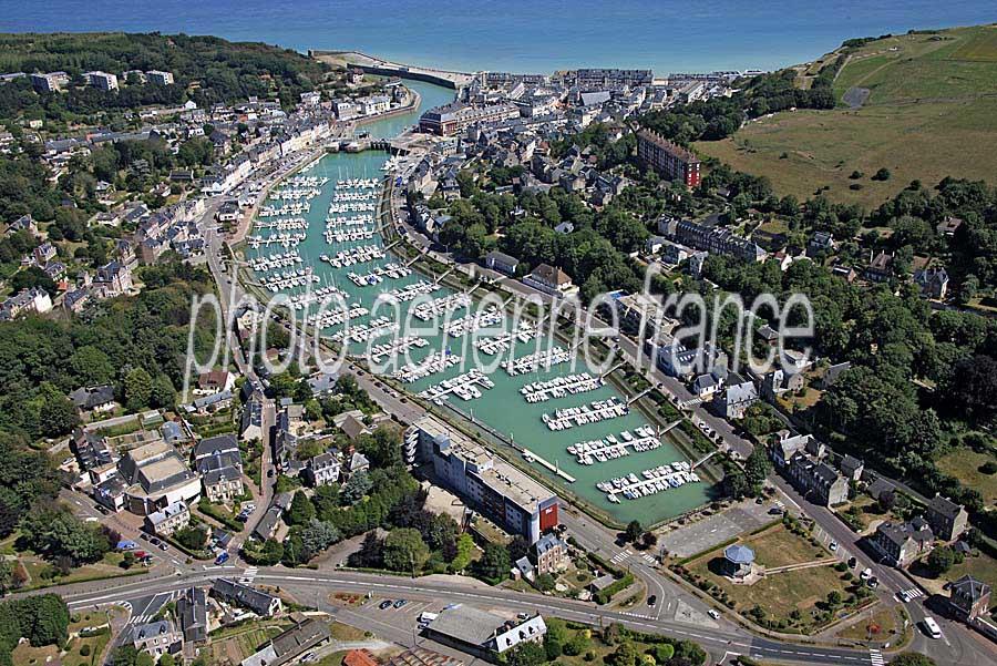 Photo a rienne saint valery en caux 4 seine maritime paf - Port de plaisance saint valery en caux ...