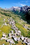 05saint-veran-2-e01 - Photo aérienne Saint-veran (2) - Hautes-Alpes : PAF