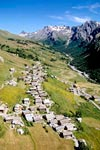 05saint-veran-5-e01 - Photo aérienne Saint-veran (5) - Hautes-Alpes : PAF