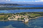 06ile-de-saint-honorat-11-0714 - Photo aérienne ile-de-saint-honorat (11) - Alpes-Maritimes : PAF